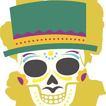 Skull  by silemhaf