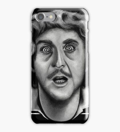 The Wilder Doctor iPhone Case/Skin