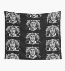 The Wilder Doctor Wall Tapestry