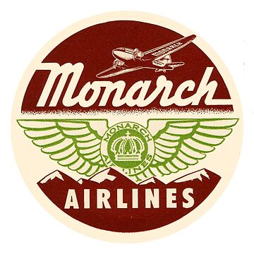 Monarch Airlines by Bloxworth