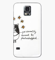 Persönlichkeit Hülle & Klebefolie für Samsung Galaxy