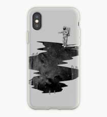 Space Diving iPhone Case