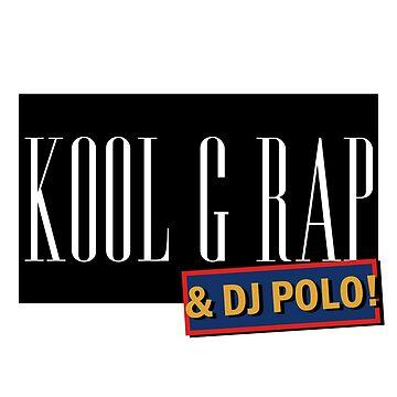 Kool G Rap & DJ Polo Logo by EbtsOby