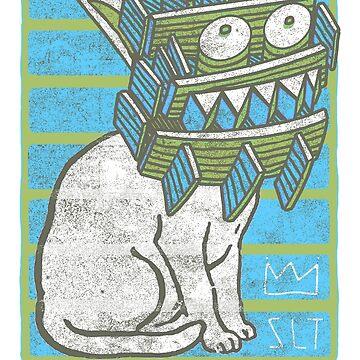 MUM CAT T-SHIRT by MUMtees