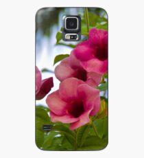 Funda/vinilo para Samsung Galaxy Flowers of Mexico
