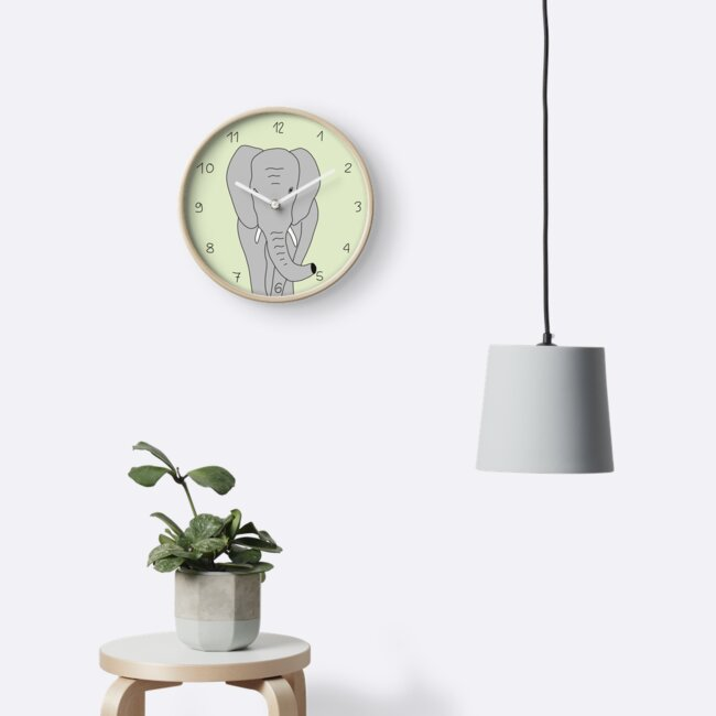 Elefant von Simone Abelmann