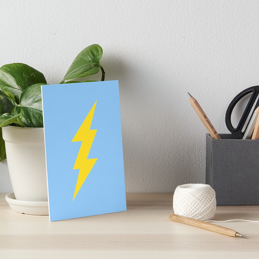 Lightning Bolt by Expandable Studios