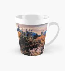 Fall On the Tatoosh Mt. Range Tall Mug