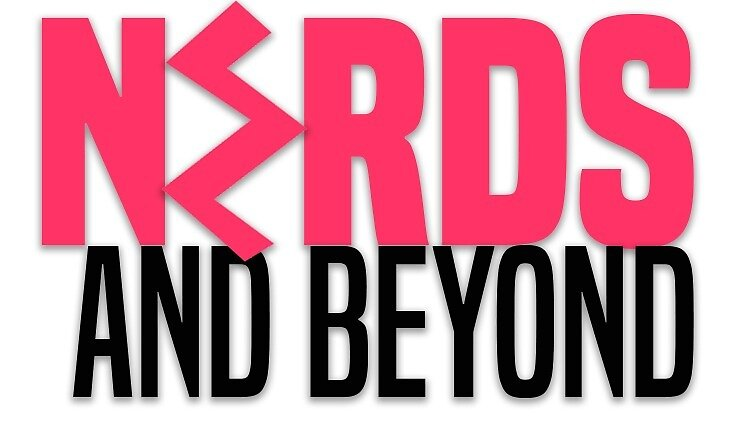 Nerds and Beyond Logo! by nerdsandbeyond