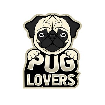 Pug lovers by sager4ever