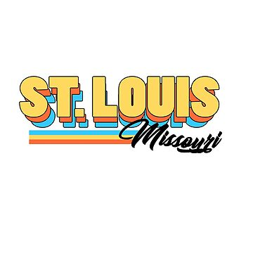 St. Louis Retro by channingsmith
