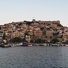 Fortress of Kavala by Maria1606