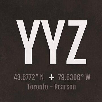 Toronto by MworldTee