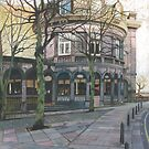 The Crown Hotel, Harrogate, North Yorkshire by Graham Clark