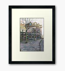 The Crown Hotel, Harrogate, North Yorkshire Framed Print