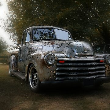 chevy - pickup by hottehue
