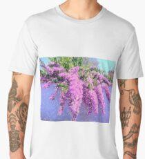 Pink Cascade Men's Premium T-Shirt