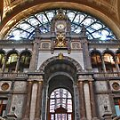 Antwerpen, Railway Station  by Adri  Padmos