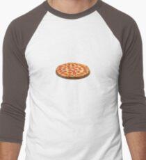 Pizza Men's Baseball ¾ T-Shirt