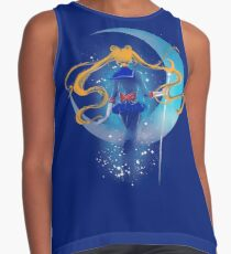 pretty guardian of the universe Contrast Tank