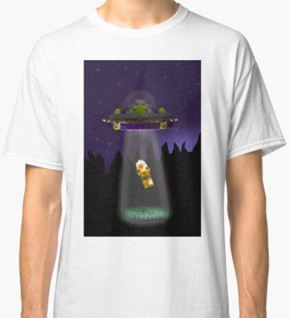 Lego Alien Abduction Classic T-Shirt
