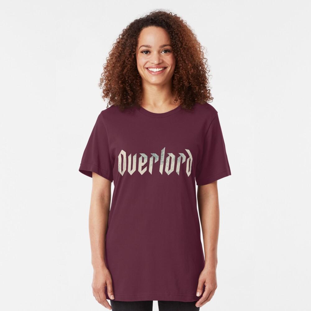 Película Overlord Camiseta ajustada