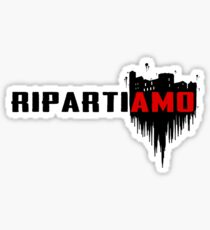 Ripartiamo Sticker