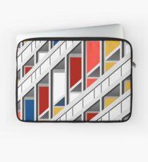 Architecture illustration le corbusier Laptop Sleeve