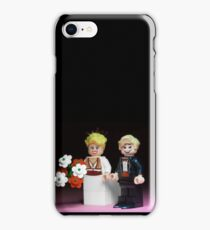 Lego Bride and Groom iPhone Case/Skin