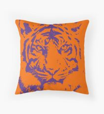 Royal Tiger Gameday Dress | Clemson Orange Floor Pillow