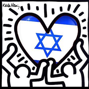 Israel by MworldTee