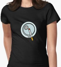 ASHTRAY CIGARETTE SMOKE  T-Shirt
