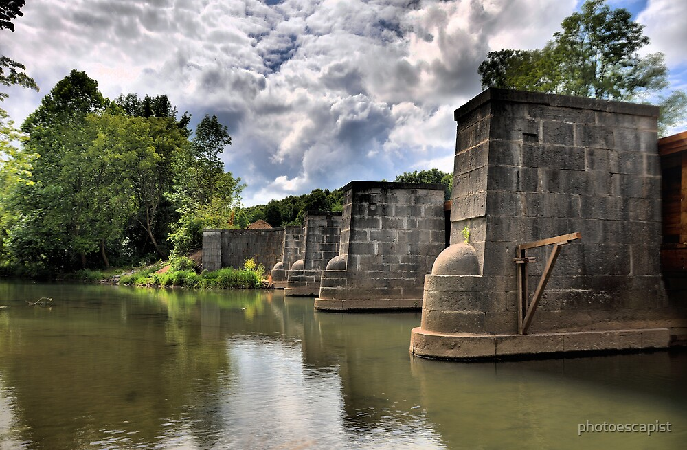 Erie Canal Aqueduct  by photoescapist