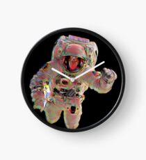 Astronaut Clock