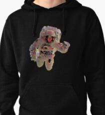 Astronaut Pullover Hoodie