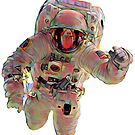 Astronaut by philosophizer