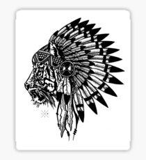 Chief of Pride Sticker