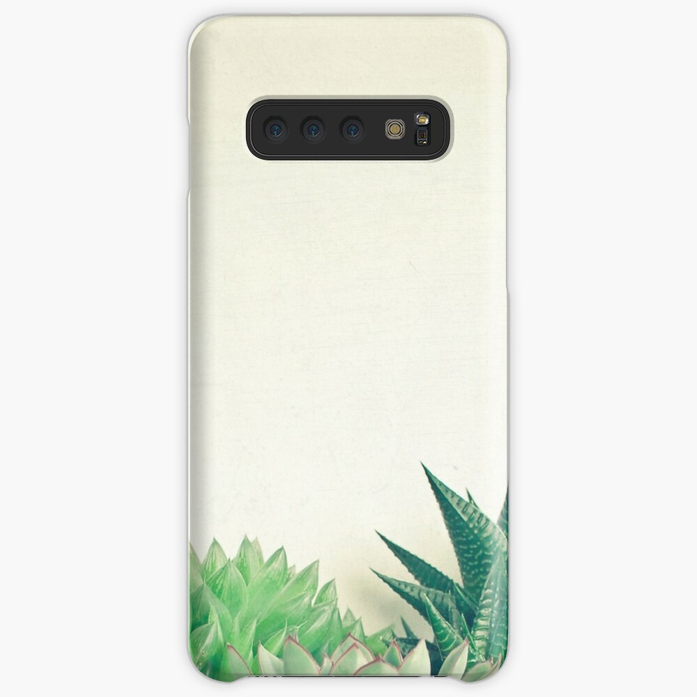 Succulent Forest Case & Skin for Samsung Galaxy