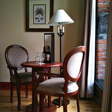Table for Two - Auberge du Vieux Port by Photograph2u