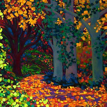 Beautiful Autumn by Manter-Bolen