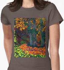 Beautiful Autumn Women's Fitted T-Shirt