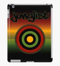 Junglist-Large Target iPad Case/Skin