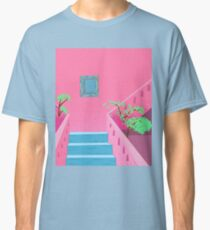 pink scapes in mexico Classic T-Shirt