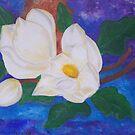 Violas Magnolia by elajanus