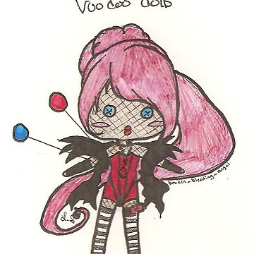 VooDoo Doll - broken_bleeding_angel by BrokenBleedingAngel