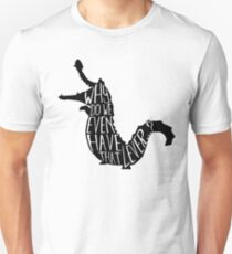 Why do we even have that lever...? Unisex T-Shirt