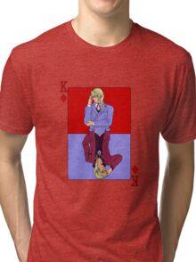 Kristoph & Klavier Gavin: The King Of Diamonds Tri-blend T-Shirt