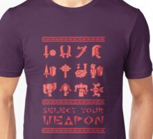 Monster Hunter: Select Your Weapon Unisex T-Shirt