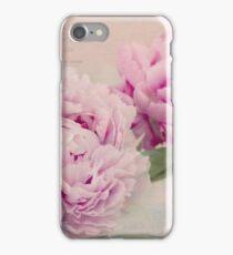 Jane's Peonies iPhone Case/Skin
