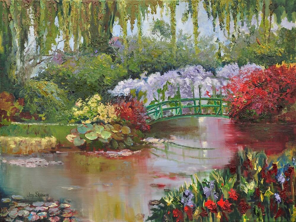 Giverny - Monet's Garden by Joy Skinner